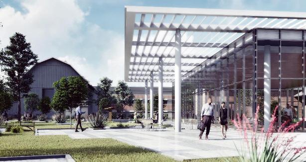 Building a New Hospital at St. Elizabeths East