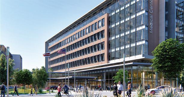 GW Health Hospital with Verified Trauma Center at St Elizabeths