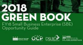 2018 Green Book - FY18 Small Business Enterprise Opportunity Guide